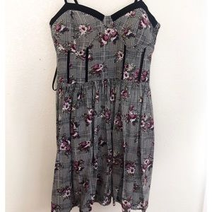 Band of Gypsies Floral Dress